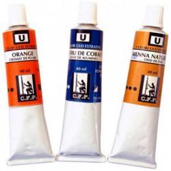 Culori de ulei de la Combinatul Fondului Plastic