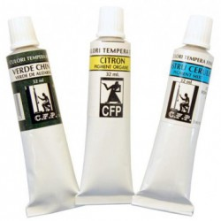 Culori tempera romanesti CFP