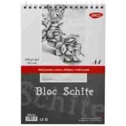 Bloc Schite Daco 160g