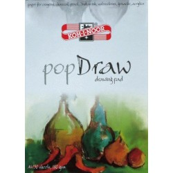 Bloc desen Pop-Draw