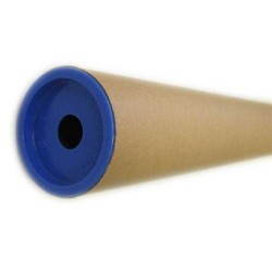 Tub Portdesen de carton Diametrul de 8,5cm