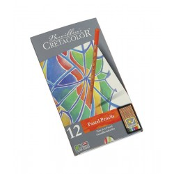 Set 12 creioane Art pastel Cretacolor