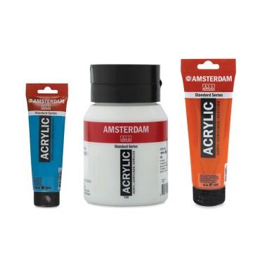 Culori Acrilice Amsterdam