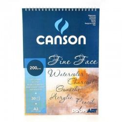 Bloc Canson Fine Face