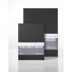 The Grey Book 120g/mp Hahnemuhle