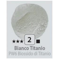 PIGMENT PULBERE BIANCO TITANIO