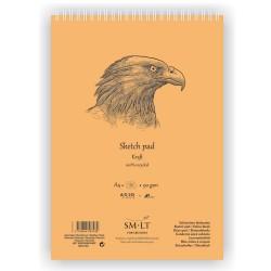 Bloc desen Sketch block Authentic Kraft 90gr