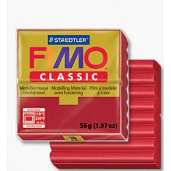 FIMO SOFT - ROSU INDIAN-INDIAN RED ( 56G )