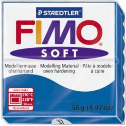 FIMO SOFT - ALBASTRU MARIN-PACIFIC BLUE ( 56G )