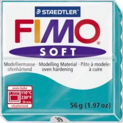 FIMO SOFT -VERDE MENTA- PEPPERMINT ( 56G )