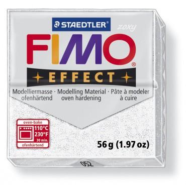 FIMO EFFECT GLITTER -ALB ( 56G )