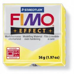 FIMO EFFECT TRANSLUCID -GALBEN (56G )