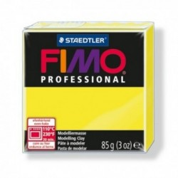 Fimo professional 85 g True Yellow