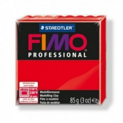 Fimo professional 85 g True red