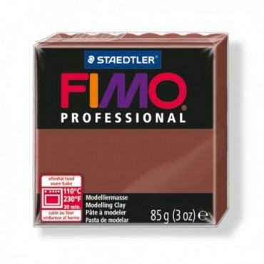 Fimo professional 85 g Chocolate