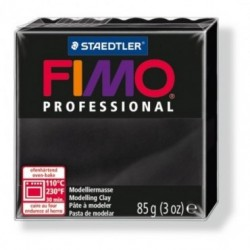 Fimo professional 85 g Black