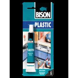 BISON PLASTIC - ADEZIV PENTRU PVC RIGID