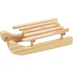 Saniuta din lemn