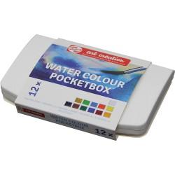 Set acuarele Art Creation PocketBox