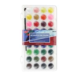 Set Acuarele Daco 36 culori