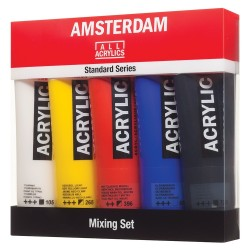Set acrilice Amsterdam Mixing Set