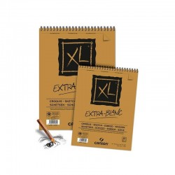 Bloc XL Extra White Canson