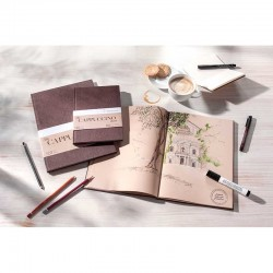 Sketch Book The Cappuccino 120g/mp Hahnemuhle