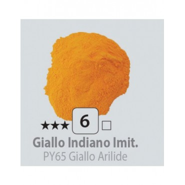 PIGMENT PULBERE GIALLO INDIANO IMIT