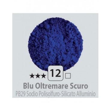 PIGMENT PULBERE BLUE OLTREMARE SCURO