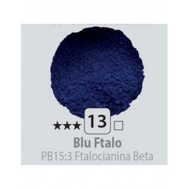 PIGMENT PULBERE  BLUE FTALO