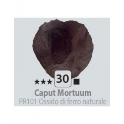 PIGMENT PULBERE CAPUT MORTUM