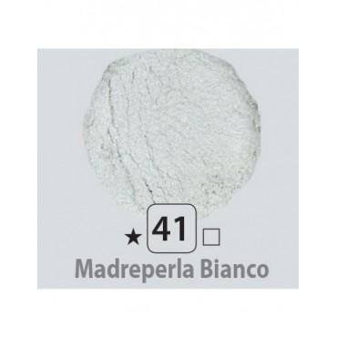 PIGMENT PULBERE MADREPERLA BIANCO