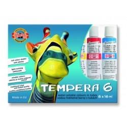 Set tempera Koh-i-noor 6 buc