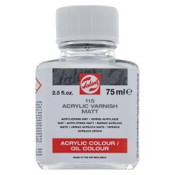 Vernis acrilic / ulei mat Talens 75ml