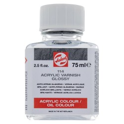 Vernis acrilic / ulei lucios Talens 75ml