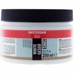 Grund Amsterdam Gesso Alb 250ml
