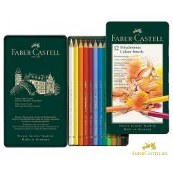 Polychromos Color Pencils Faber-Castell