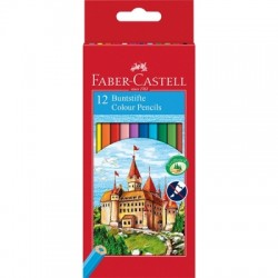Set creioane colorate Faber -Castell