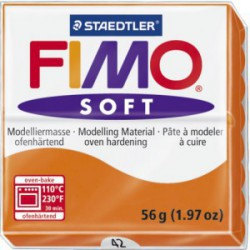 FIMO SOFT - TANGERINE ( 56G )