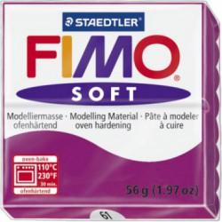FIMO SOFT - VIOLET PURPURIU ( 56G )