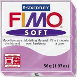 FIMO SOFT - LAVANDA-LAVENDER ( 56G )