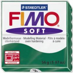 FIMO SOFT - VERDE SMARALD-EMERALD ( 56G )