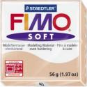 FIMO SOFT - CULOAREA PIELII-FLESH ( 56G )