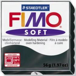 FIMO SOFT -NEGRU-BLACK ( 56G )