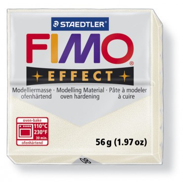 FIMO EFFECT METALIC -PERLA ( 56G )