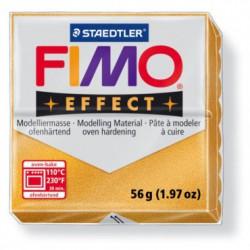 FIMO EFFECT METALIC -AURIU ( 56G )