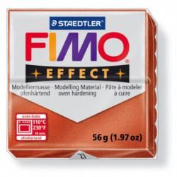 FIMO EFFECT METALIC -CUPRU ( 56G )