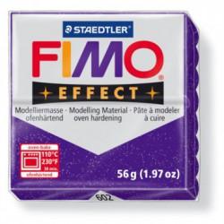 FIMO EFFECT GLITTER -MOV ( 56G )