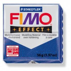 FIMO EFFECT GLITTER -ALBASTRU ( 56G )
