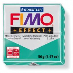 FIMO EFFECT TRANSLUCID -VERDE (56G )